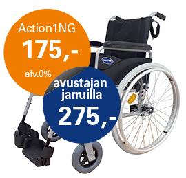 Hyödynnä Action1NG tarjous!
