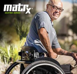 MaTRx MX2 hiilikuítuselkäosa